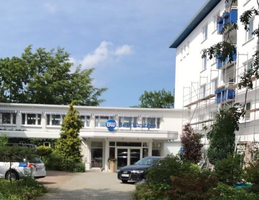 Best Western Hotel Warnemünde Hartung Gerüstbau GmbH Kühlungsborn, Gerüstbau Rostock, Gerüstbau Wismar, Gerüstbau Bad Doberan, Gerüstbau MV